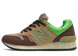 Кроссовки Мужские New Balance 670 Double Brown Green