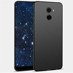 Силиконовый чехол Xiaomi Mi Mix 2 (черный)
