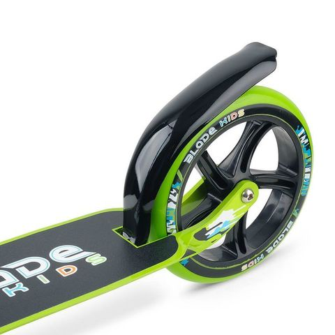 самокат Blade Sport Spark 180 синий-зеленый