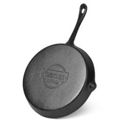 4094 FISSMAN Сковорода чугунная 25 см