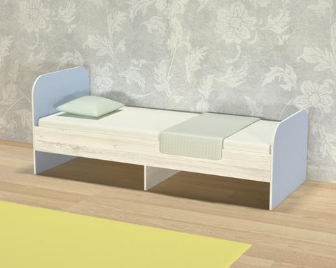 Кровать ИСЛАНДИЯ-5-2000-0800 /2032*800*836/
