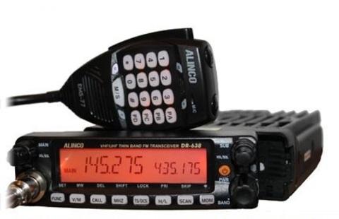 УКВ радиостанция ALINCO DR-638
