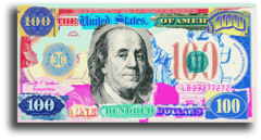 """Постер """"Всемогущий доллар II"""""""