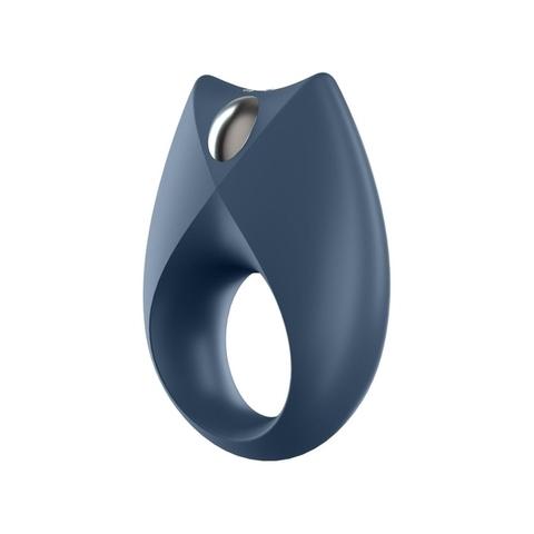 Satisfyer Royal One Эрекционное кольцо с возможностью управления через приложение - черный