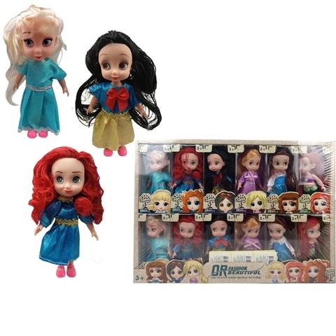 Куклы в наборе волшебницы 1кор*36бл*12шт