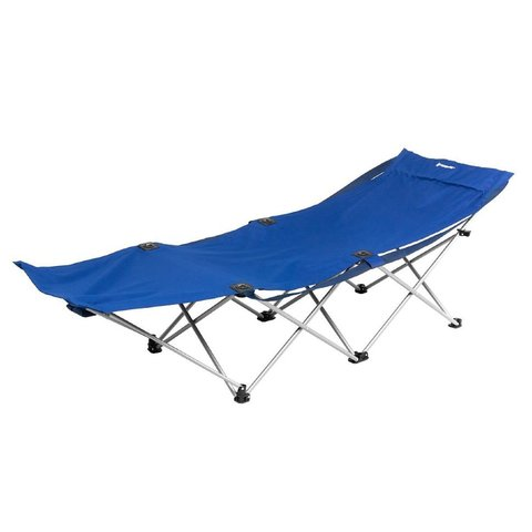 Раскладушка туристическая - походная кровать Nisus N-BD630-97826