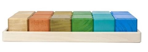 Кубики большие 5х5см