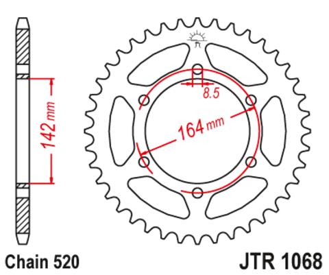 JTR1068