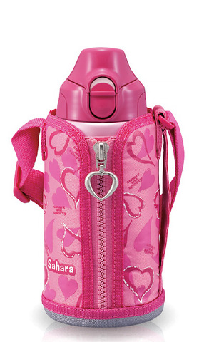 Термос Tiger MBO-A (0,6 литра), розовый