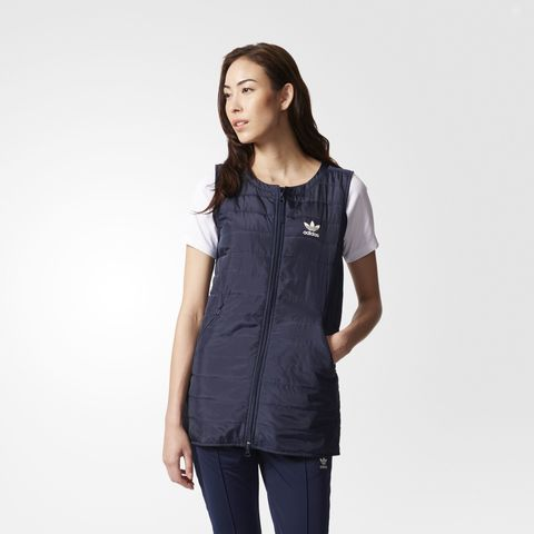 Жилет женский adidas ORIGINALS BG LONG VEST