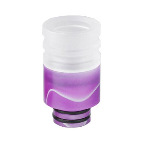 Drip-Tip Acrylic 23мм фиолетовый