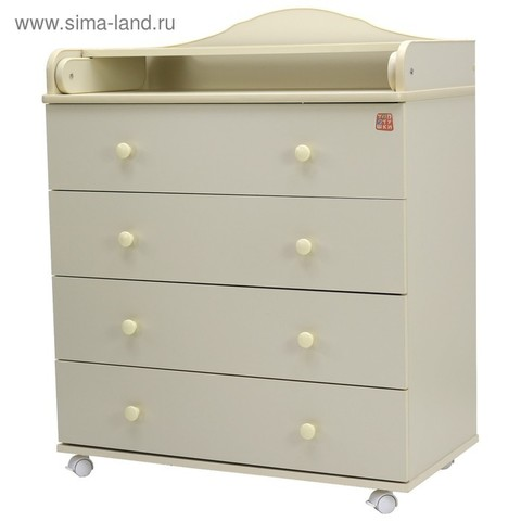 Комод Топотушки Артемка 800/4 лдсп