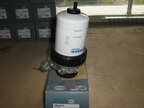 Фильтр топливный, в сборе c 26560143 / FILTER АРТ: 982-673
