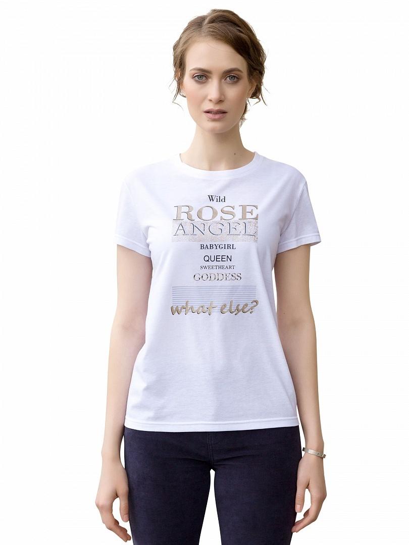 DFT6661 футболка женская