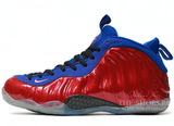 Кроссовки Мужские Nike Air Foamposite One Premium Red Blue