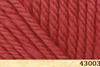 Пряжа Fibranatura INCA 43003 (бордовый)