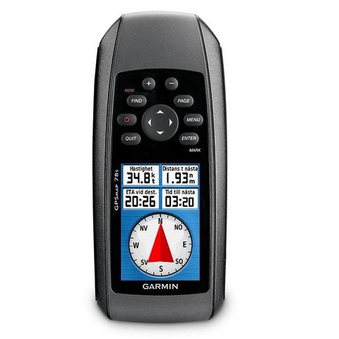 Туристический навигатор Garmin GPSMAP 78S GPS Россия