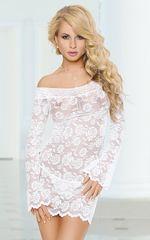 Платье Lamia с длинными рукавами