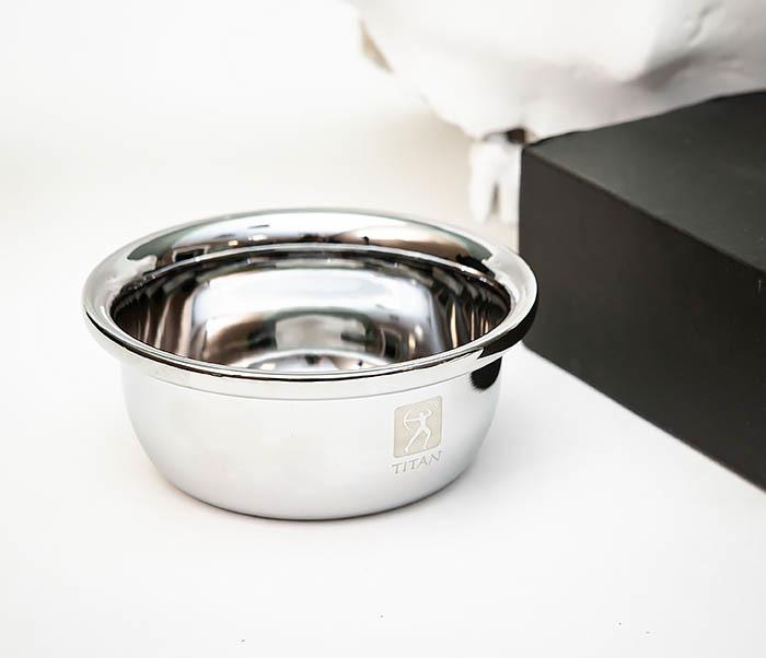 RAZ489 Стальная чаша «TITAN» для взбивания пены