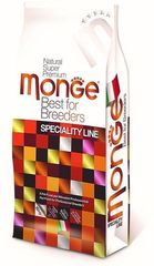 MONGE SPECIALITY LINE MINI ADULT LAMB, RICE AND POTATOES 15кг