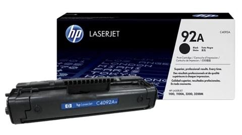 Оригинальный картридж HP C4092A 92A черный