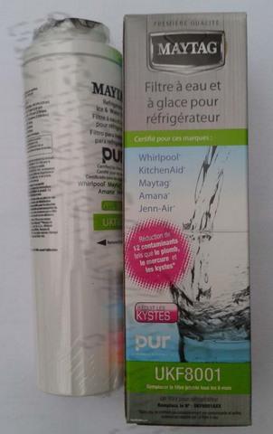 Фильтр для холодильника Maytag/Amana UKF-8001 ОРИГИНАЛ, см. RWF016UN