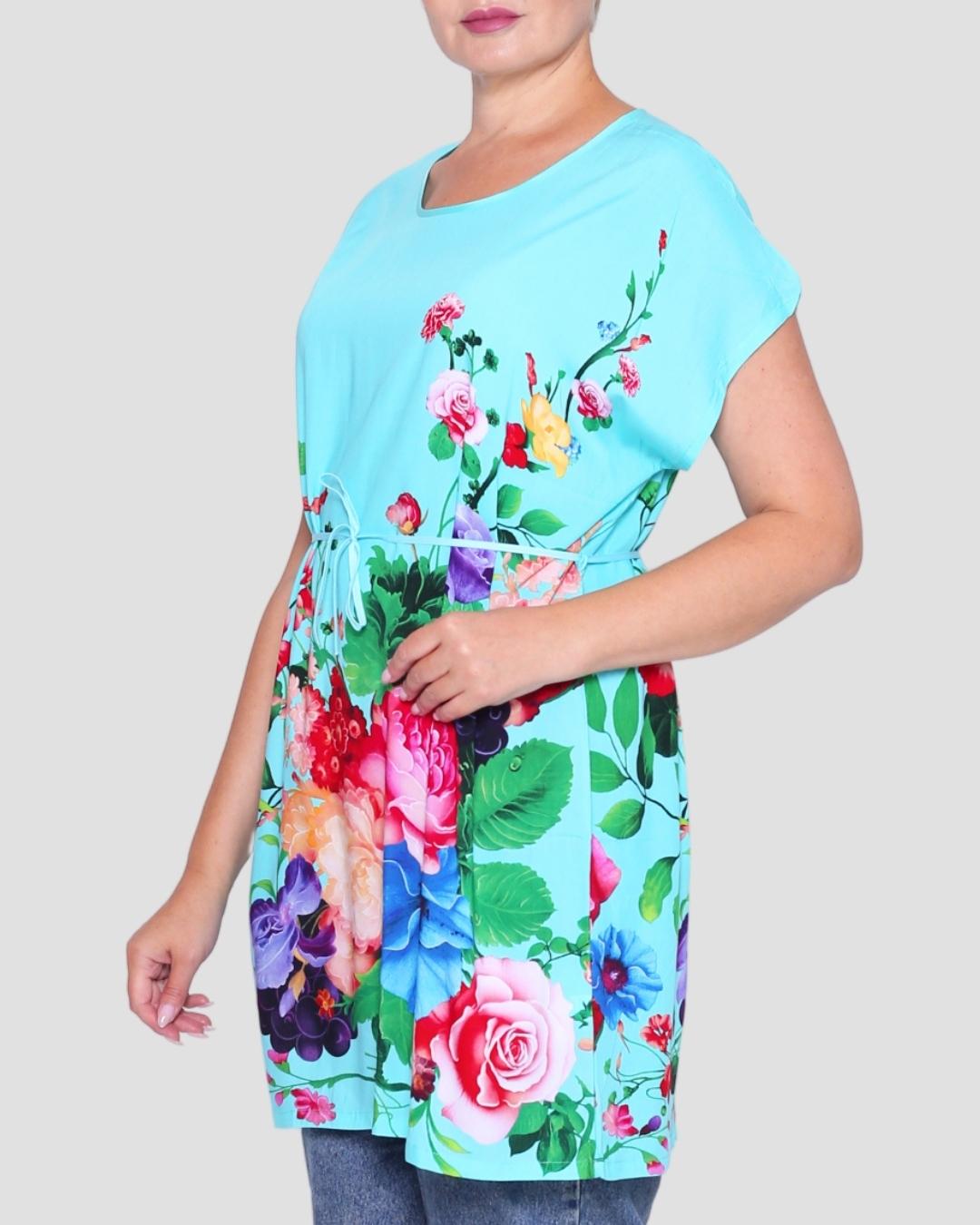 Платье-туника женское