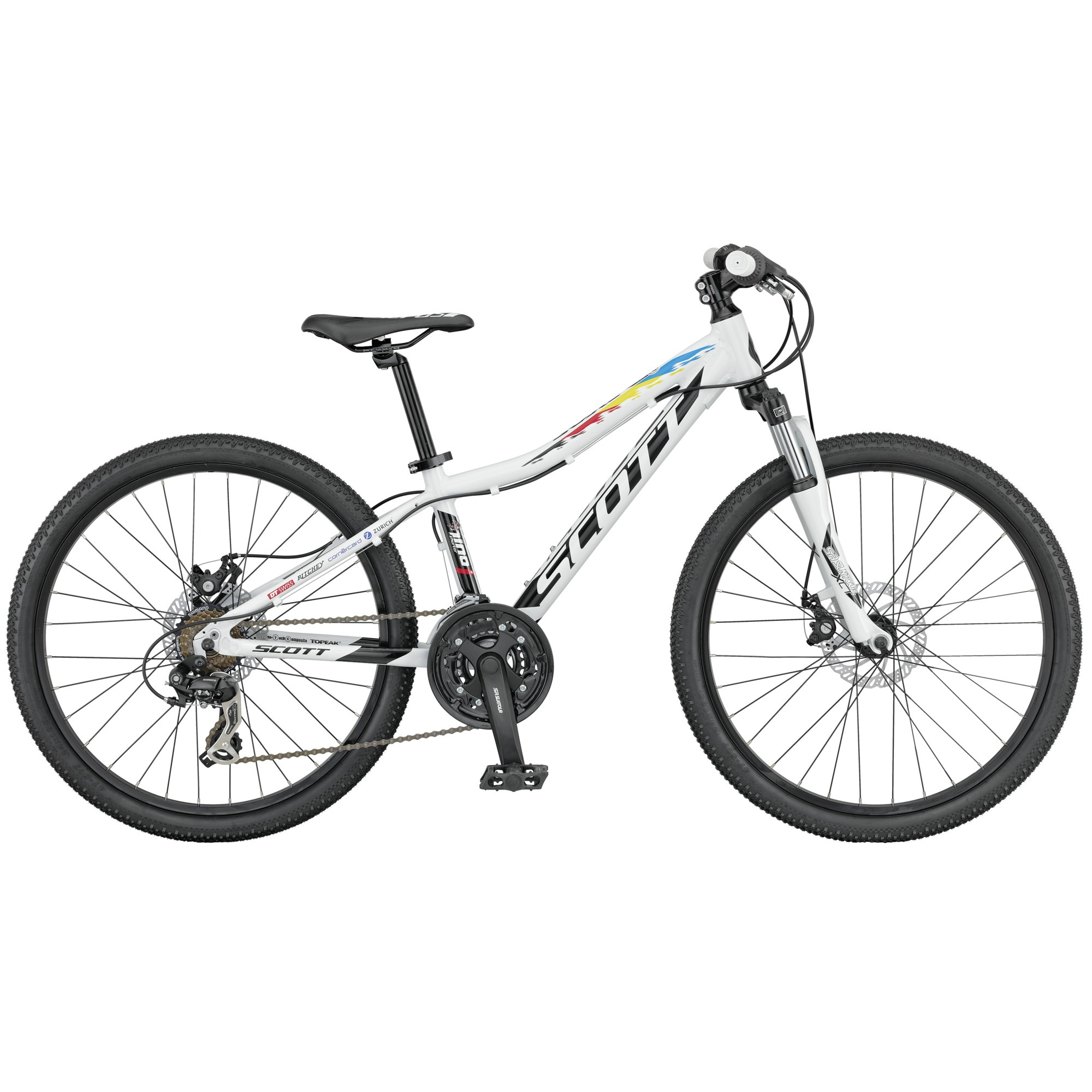 Scott Scale Junior 24 Disc (2016)