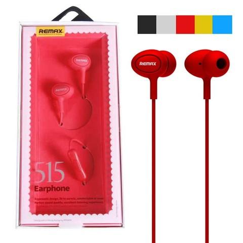 Гарнитура Remax 515 red (ORIGINAL)