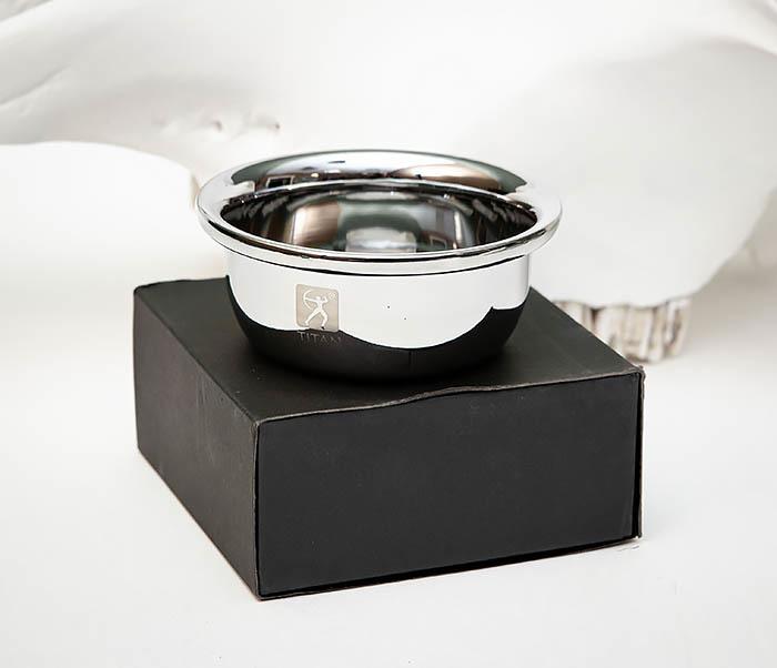 RAZ489 Стальная чаша «TITAN» для взбивания пены фото 02