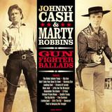 Johnny Cash & Marty Robbins / Gunfighter Ballads (LP)