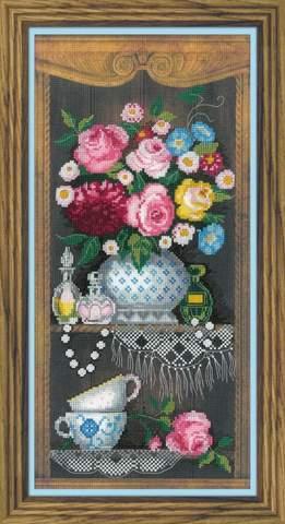 Набор для вышивания крестом «Уютный уголок» (0079 РТ)