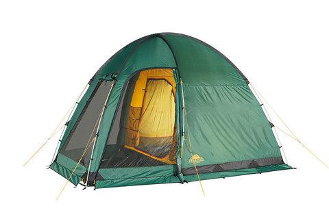 Кемпинговая палатка Alexika Minnesota 4 Luxe Alu (4 местная)