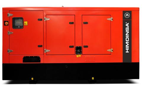 Дизельный генератор Himoinsa HIW-200 T5 в кожухе