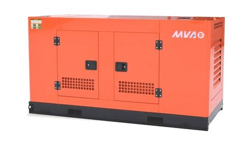 Дизельный генератор MVAE АД-30-400-Р в кожухе