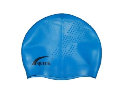 Шапочка для плавания QUICK 3D (точки): QB