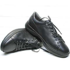 Кеды кроссовки мужские демисезонные Ikoc 1725-1 Black.