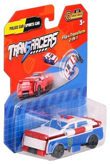 Maşın TransRacers Police car & Sports Car