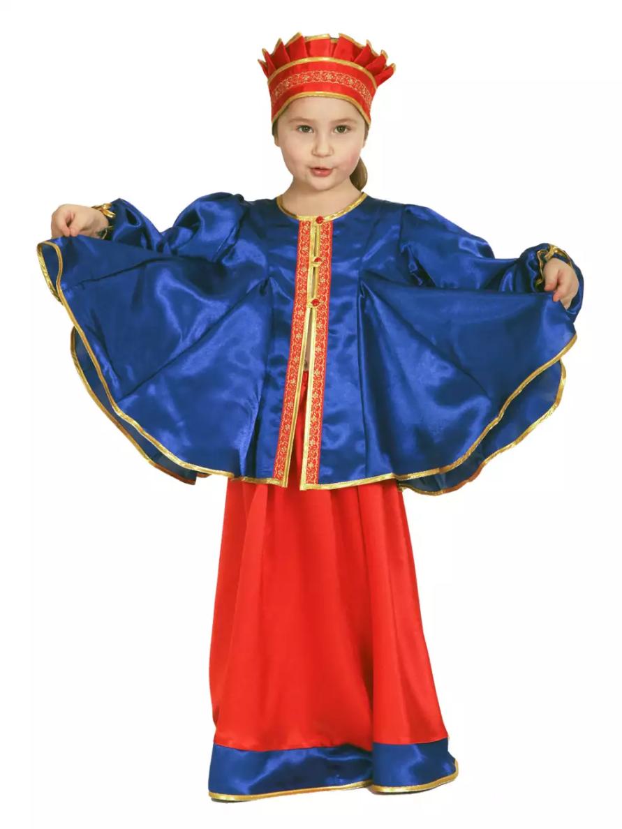Карнавальный костюм Масленица детский
