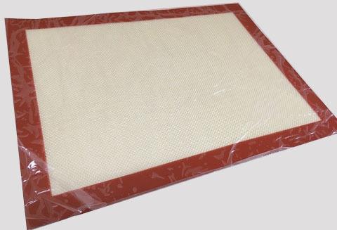 Коврик силиконовый, армированный, без разметки, 30х40 см