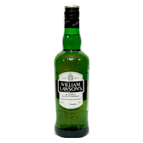 Виски Вильямоусонс 40* Алкомаркет 0,5л