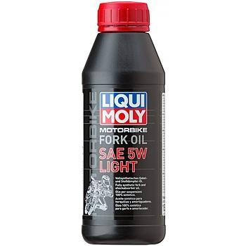 Liqui Moly Motorbike Fork Oil Light 5W Синтетическое масло для вилок и амортизаторов