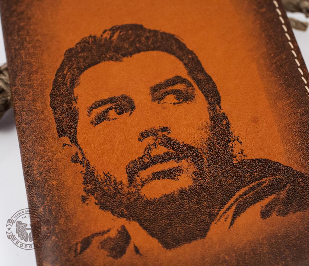 BY14-18-03 Обложка на паспорт с «Че Геварой» фото 04
