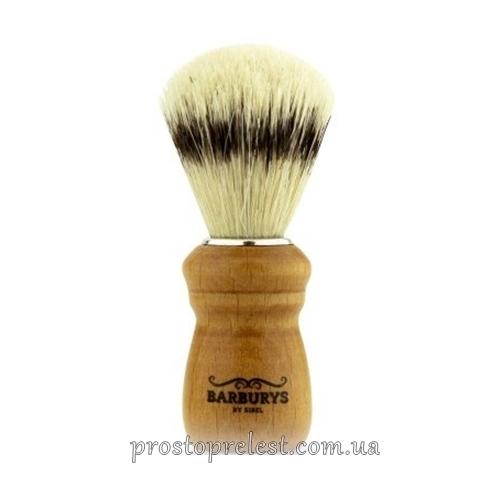 Barburys Shaving Brush Cherry - Кисть для гоління