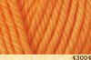 Пряжа Fibranatura INCA  43004 (Апельсин)