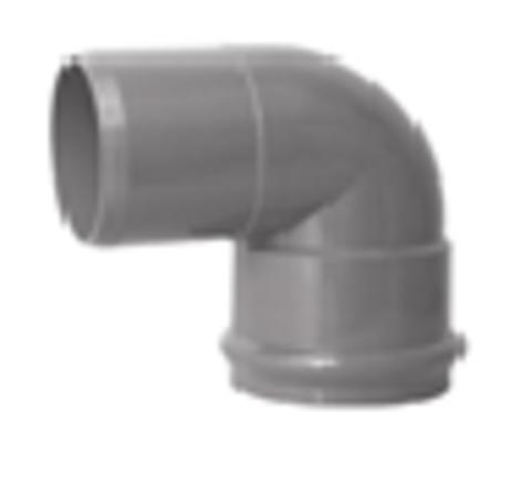 Фасонні частини для напірних трубопроводів НПВХ (PVC-U)