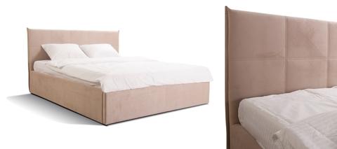 Кровать ГАЛА  Newtone light beige
