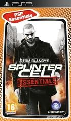 Tom Clancy's Splinter Cell Избранное (PSP, русская документация, б/у)