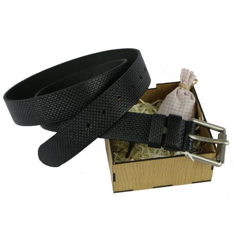 Набор для мужчин ARM-003f ремень RM-009 и аромасаше гвоздика