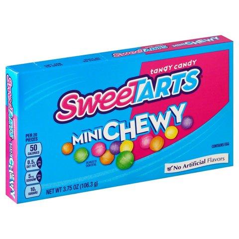 Жевательные конфеты Sweetarts Chewy 106 гр